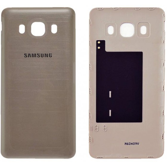 samsung j510 galaxy j5 2016 gold battery cover or. Black Bedroom Furniture Sets. Home Design Ideas